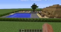 Sam's Park Minecraft Map & Project