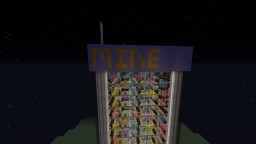 Mine times skyscraper (For contest) Minecraft Map & Project