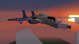 "MiG-29 ""Fulcrum"" (Russian, Polish and German) Minecraft Map & Project"