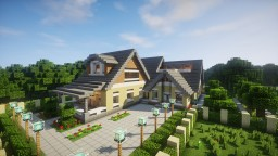 Family House Minecraft