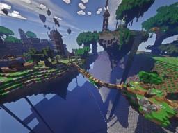 Skyfurt a sky map! Minecraft Map & Project
