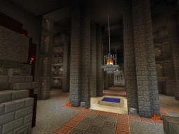 Agrazahn Catacombs Minecraft Map & Project