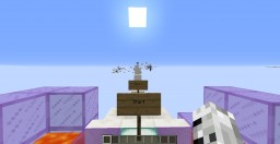 THE PARKOUR MAP Minecraft Map & Project