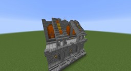 Siliconia Main Wall Minecraft Map & Project