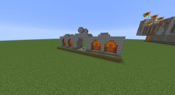 Siliconia Interior Wall Minecraft Map & Project