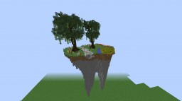 Bacsic Island Skyblock [ Free download ] Minecraft Map & Project
