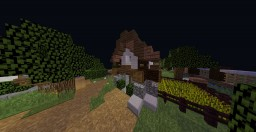Medival Village Minecraft Map & Project