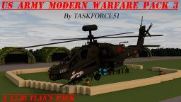 [Flan's] US Army Modern Warfare Pack 3 (1.7.10) Minecraft Mod