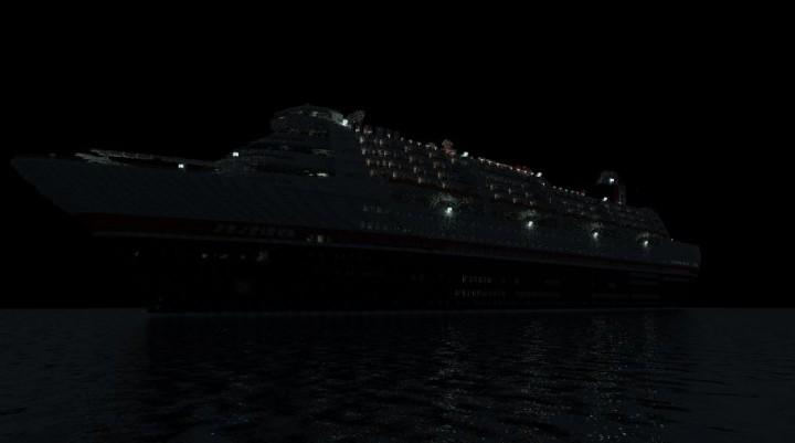 Poseidon At Night