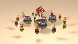 "Sky Wars ""Playground"" Minecraft Map & Project"