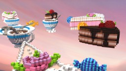 """SkyWars """"tea party"""" Minecraft Map & Project"""