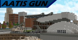 Astora Project: AATIS HIGH-POWERED RAILGUN Minecraft Map & Project