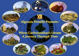 Nitras Carlovanathan's Dream : A Journey Through Time Minecraft Map & Project