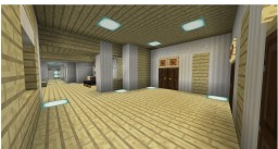 Underground Redstone Bunker (MCPE) Minecraft Map & Project