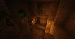 OneChunkBuilds: Cave Minecraft Map & Project
