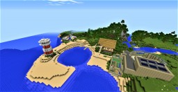 The Town 0.1 Minecraft
