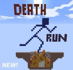 Death Run (Helix b6) Minecraft Map & Project