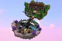 Lobby Fantasy Minecraft Map & Project