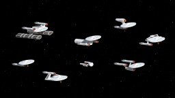 Star Trek TOS Fleet Minecraft