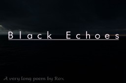 | Black Echoes | [contest] Minecraft Blog