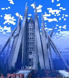(Regina Castle) plus video Teaser Minecraft Map & Project