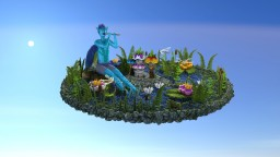 Fairy on the pond. Minecraft Map & Project
