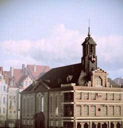 Garnisonkirche, Kassel, Germany Minecraft