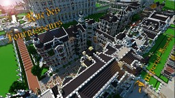 [Æonis] - Imperial Warrant Street / Rue des Fournisseurs Minecraft Map & Project