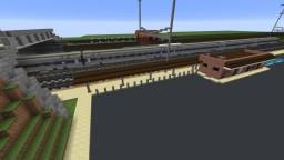 Amtrak/Septa Paoli Station Minecraft Map & Project