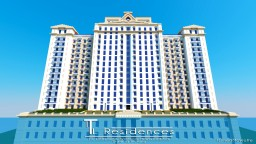 ITL Residences Q2 Building with Interiors Minecraft