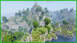 Custom Minecraft Biome !! (WORLD DOWNLOAD) / Minecraft Timelapse Minecraft Map & Project
