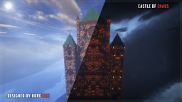 CastleOfChaos | by HopeCast Minecraft Map & Project