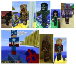 Loki and Friends Minecraft Mod