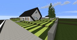 House Modern 1 Minecraft Map & Project