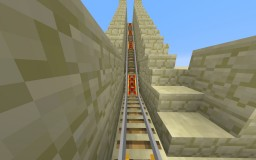 Random Minecart Track Minecraft Map & Project