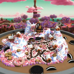 Lobby Candy Minecraft