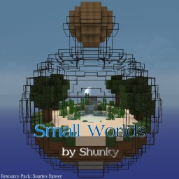 [1.13] Small Worlds - World in a Jar Reboot Minecraft Map & Project