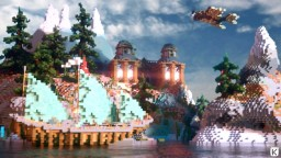 Spruce Mansion Minecraft Map & Project