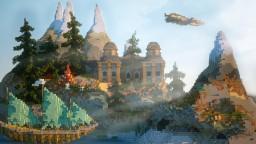 Spruce Mansion Minecraft