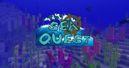 [Adventure Map 1.13] The Sea Quest V2 Ocean Minecraft Map & Project