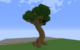 Big Tree - Made by DitGuld Minecraft Map & Project