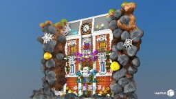 Fantasy House | OlymposTeam App Minecraft Map & Project