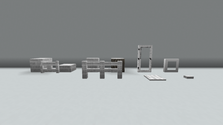 legopitstops White Acacia 1 12 & 1 13 Minecraft Texture Pack