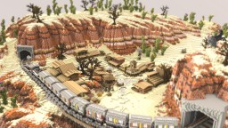 Wild West Minecraft Map & Project