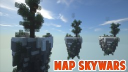 Snow Islands - Map Skywars (Download free) Minecraft Map & Project