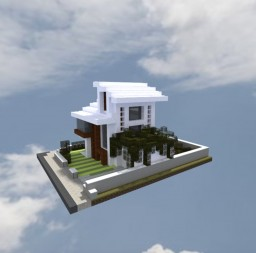 Modern Homes Minecraft
