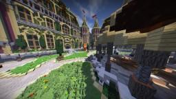 European hub Minecraft Map & Project