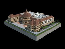 ETH zurich in minecraft Minecraft Map & Project