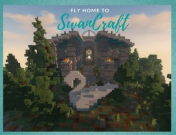 SwanCraft Semi-Vanilla SMP [One of a Kind Community!] Minecraft