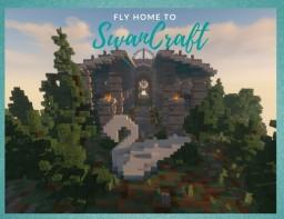 SwanCraft Semi-Vanilla SMP [One of a Kind Community!] Minecraft Server